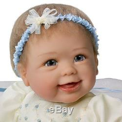 Precious in Pearls 21'' So Truly Real 30th Anniversary Doll by Ashton Drake New