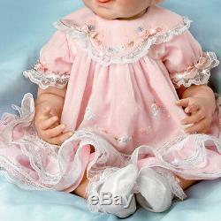 Pretty in Pink Baby Doll by Waltraud Hanl Ashton-Drake