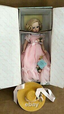 Princess Margaret Rose Madame Alexander 17 doll NOB Ashton Drake 79620