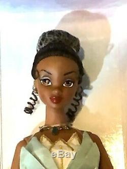 Princess Tiana Wedding Dress Doll Ashton-Drake Integrity Toys RARE NRFB