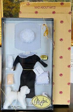 RARE Ashton Drake Mel Odom Mad About Mitzi Madra Gene Marshall Doll NRFB Box