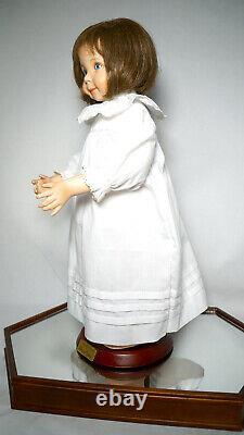 RARE! Dianna Effner Bedtime Jenny 11 Porcelain Doll The Ashton Drake Galleries