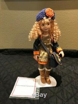 RARE Doll 12 Ashton-Drake/Dianna Effner Goldilocks Little Darling Friend EUC