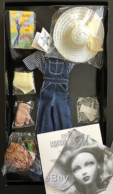 RARE Gene Marshall Madra Fashion VICTORY GARDEN 2002 Denim Farmer Outfit NRFB