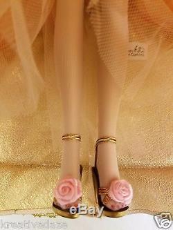 RARE HTF GENE Ashton Drake Fashion Doll LA FEMME D'INTRIGUE 18th Century FRANCE