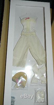 Rare Tiers Of Joy Gene Marshall Doll Gift Set 1885 Style Gown Redhead 2004 Mib