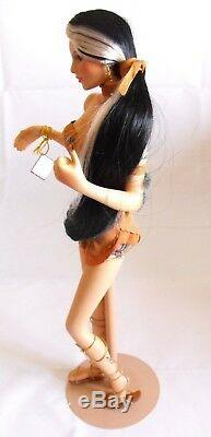 Rare Ashton Drake Doll Eagle Fantasy by Cindy McClure Thorns of Love Collection