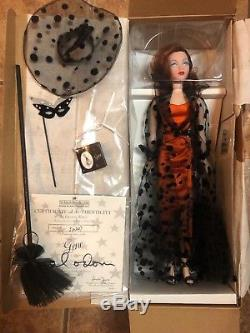 Rare Autographed Ashton Drake Gene Doll MY FAVORITE WITCH 1997 Convention Doll