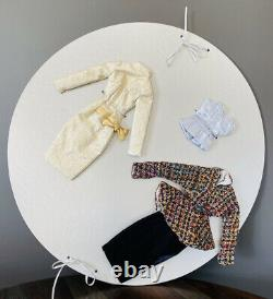 Rare Gene Doll 10th Anniversary Ill Take Manhattan Outfit Part Of The Hat Box