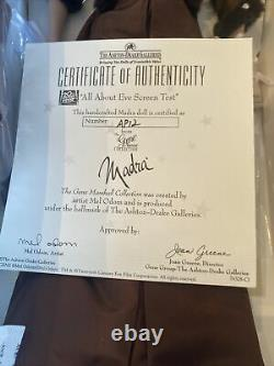 Rare Gene Madra All About Eve Trunk Set, Fao Exclusive, From Bette Davis Movie