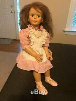 Rare Posable Patti Playpal Doll By ASHTON DRAKE FULLY JOINTED POSEABLE