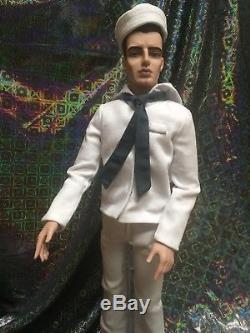 Rare Trent Centerpiece On the Town Sailor In Outfit SSP Toast of Manhattan