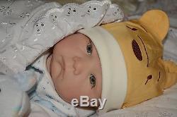 Reborn baby Girl doll Ashton Drake Must see this doll