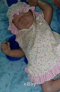 Retired & Ultra Rare Katie doll made by Linda Webb So Truly Real Doll