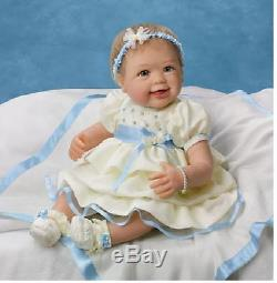 So Truly Real Precious In Pearls 30th Anniversary Baby Doll By Linda Murray