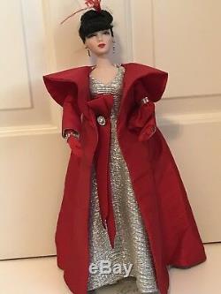 Sandra Stillwell Silver Bells. Fits Gene. Madra. Vivian The Miniquin-no Doll