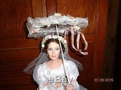 Savannah 782A Ashton-Drake Galleries Brides of the South Collection
