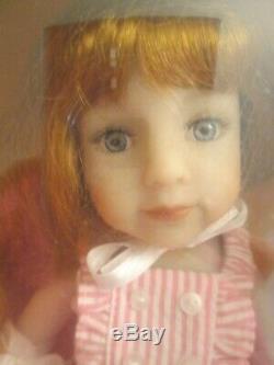 Savannah Mini Pal Maru and Friends 13 Vinyl Doll Dianna Effner Sculpt NRFB Cute