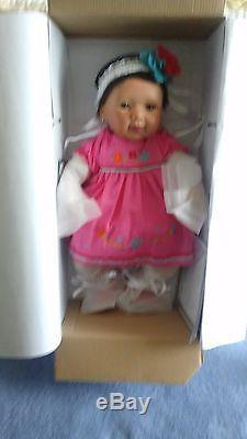 Sherry Rawn Maya's Summer Celebration Lifelike Baby Doll