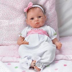 Sister's Love Child And Baby Poseable Vinyl Doll Set by Ashton-Drake Galleries