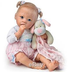 SleepyTime Emma Ashton Drake Doll By Linda Murray 20 inches