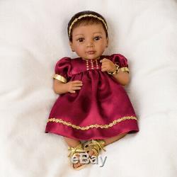 So Truly Ashton Drake Mira Family Celebration Baby Doll 14 Ina Volprich