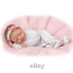 So Truly Real Ashton Drake Snuggle Close Sadie Baby Doll By Marita Winters 18