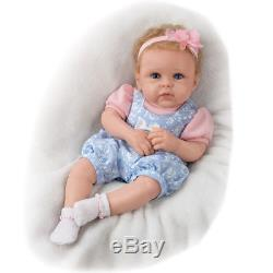 So Truly Real Drake Little Livie Baby Doll Silicone By Linda Murray
