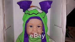 So Truly Real Little Monster Baby Boy Doll By Linda Murray Interactive- Giggles