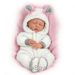 So Truly Real Miley Lifelike Baby Doll By Sherry Miller by The Ashton-Drake NEW