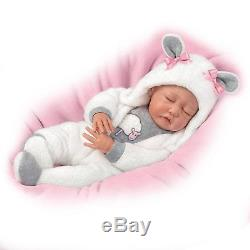 So Truly Real Miley Lifelike Baby Doll By The Ashton-Drake Galleries