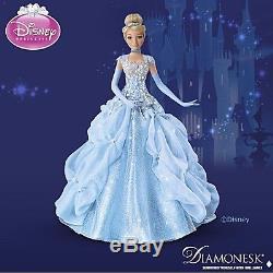 Sparkling Beauty Princess Disney Cinderella Ashton Drake Doll