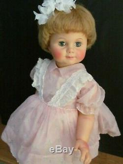 Super Ashton Drake Reproduction Saucy Walker Playpal Baby Doll Gorgeous