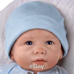 Sweet Baby Liam Ashton Drake Doll by Linda Murray 20 inches