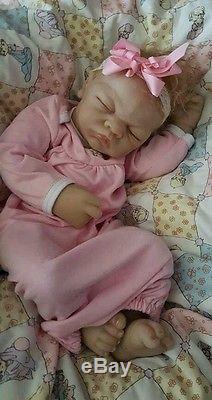 Sweet dreams little lamb retired rare ashton drake breathing doll