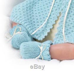 Sweetly Snuggled Sarah 16'' Doll by Ashton Drake