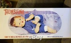 THUMBELINA BABY DOLL Ashton Drake Galleries