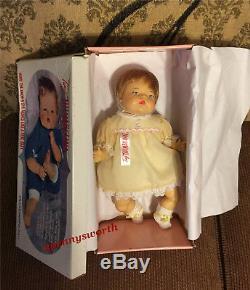 TINY THUMBELINA BABY DOLL with Box Ashton Drake 2001 MINT CONDITION