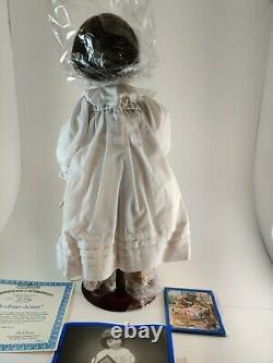 The Ashton-Drake Galleries Bedtime Jenny Doll by Dianna Effner New in Box