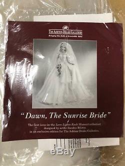 The Ashton-Drake Galleries Doll Dawn, The Sunrise Bride by Sandra Bilotto