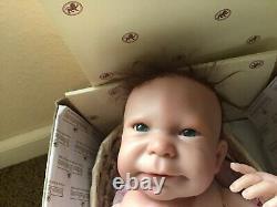 The Ashton-Drake Galleries Doll New born baby Lifelike RARE Natalie Doll