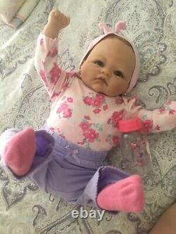 The Ashton-Drake Galleries So Truly Real Little Grace 20 Newborn Baby Doll
