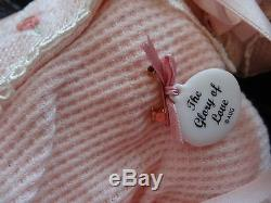 The Glory of Love Yolanda Bello Ashton Drake Vinyl 24 Doll with COA