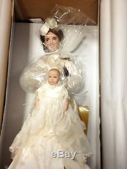 The Royal Christening Catherine George Ashton Drake Bradford Exchange Doll