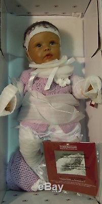 Tiana Goes to Grandma's Ashton Drake Doll 18 inches by Linda Murray