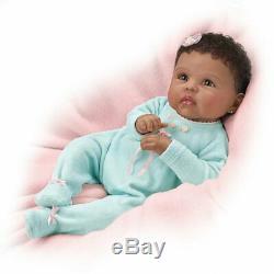 Tiffany, So Truly Real Baby Doll by Ashton Drake, Artist Linda Murray