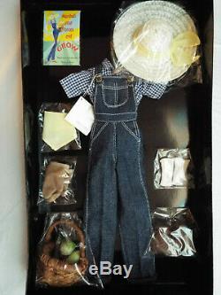 VICTORY GARDEN Gene Doll Outfit NRFB Ashton-Drake Doll Fashion