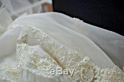 VINTAGE ASHTON DRAKE FOREVER STARTS TODAY PORCELAIN BRIDE DOLL BY CINDY MCcLURE