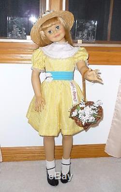 Vtg Daddy's Girl Playpal Doll Wow