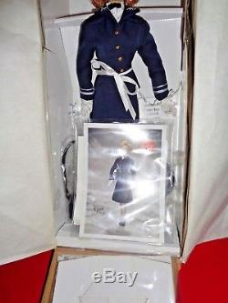 Very Rare-gene 16 Vinyl Fashion Doll-world War 2 Navy/coast Guard-tonner, Tyler
